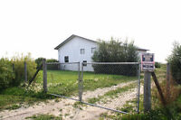 Vacant Land w/ Shop For Sale in Melfort