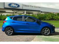 2020 Ford Fiesta 1.0 EcoBoost 125 ST-Line Edition 5dr Hatchback Petrol Manual