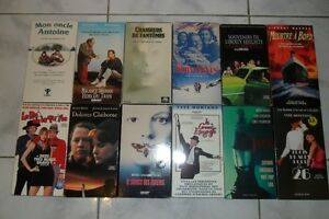 FILMS DIVERS VHS VERSION FRANCAISE (1L)