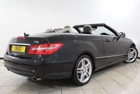 2011 60 MERCEDES-BENZ E CLASS 3.0 E350 CDI BLUEEFFICIENCY SPORT 2DR AUTOMATIC 23
