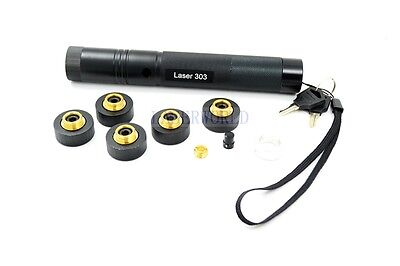 Case Housing For 5 In 1 Laser Pointer Torch Gd-303 Type With 5 Star Caps
