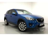 2014 Mazda CX-5 2.0 Sport 5dr Petrol blue Manual