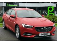 2018 Vauxhall Insignia Insignia 1.5T Design Nav 5dr Hatchback Petrol Manual
