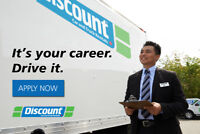 Entry level Service Attendants needed Burnaby and Richmond!