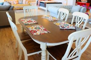 Brand NEW Dining Table Set (7pc) $1299