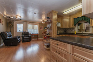 This solid bungalow is small town priced.