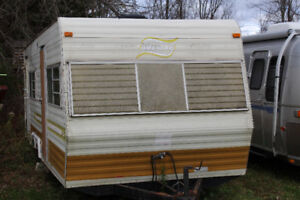 Hunting Camp Trailer - Reduced Price