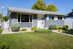 Beautiful Bungalow in St.Vital! Modern Finishing & Move-in Ready