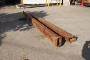 Heavy Duty Forklift Extensions 12'Long