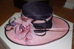 Jacques Vert Purple and Pink Hat
