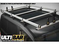 Citreon berlingo/peugeot partner roof rack