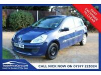 2008 08 RENAULT CLIO 1.1 EXTREME 16V 3D 75 BHP