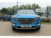 2016 Hyundai Tucson 1.7 CRDI SE NAV BLUE DRIVE 5d 114 BHP Estate Diesel Manual