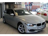 2012 62 BMW 3 SERIES 2.0 320D SE TOURING 5D 181 BHP DIESEL