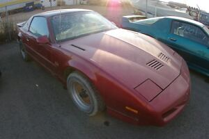 1991 PONTIAC GTA TRANS AM     #1302
