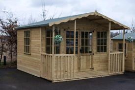 12x10 summer house