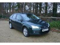 Only 41328 Miles FORD FOCUS 1.6 GHIA T Very High Specification SERVICE HISTORY