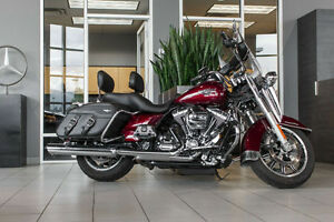 2014 HD Road King/Reduced/Trades Accepted