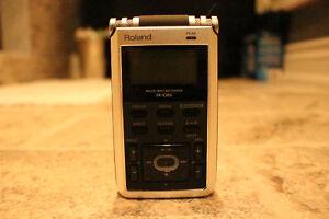 Roland RO5 audio recorder