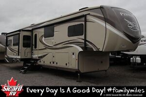 Jayco Pinnacle | Buy Travel Trailers & Campers Locally in