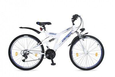 26 Zoll Kinderfahrrad Mountainbike Kinder Fahrrad Rad Bike Jugendfahrrad 18 Gang
