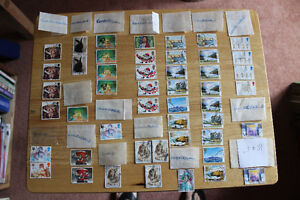 British Stamps - Various Commemoratives - used Kitchener / Waterloo Kitchener Area image 1