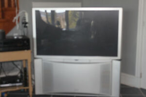 Projection Screen TV