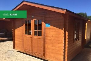 Sheds Sheds Sheds Bunkie Cabin LOG KITS No Permit Required