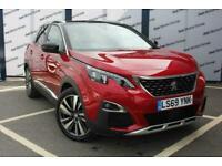 2019 Peugeot 3008 1.2 PureTech GT Line Premium (s/s) 5dr SUV Petrol Manual