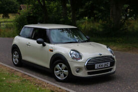 2014 Mini Mini 1.2 ( 102bhp ) ( s/s )One NEW SHAPE MINI £20 ROAD TAX