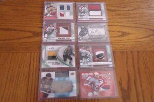 Cartes de hockey à vendre ou à échanger.