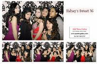 Fun Photo or Video Booth Rental for your Wedding SPECIAL - 260
