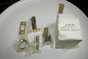 Aurum Deadbolt lockset Cambridge Kitchener Area image 1
