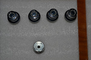 Wheel Lug Lock Nuts 12X1.25 for Nissan Infinity. West Island Greater Montréal image 2