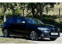 2016 BMW 1 Series Sport Auto Hatchback Petrol Automatic