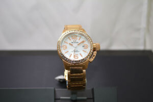 BRAND NEW TW STEEL WATCH WITH ROSE PLATING #TW306