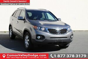 2012 Kia Sorento LX BLUETOOTH, KEYLESS ENTRY, AWD, LEATHER HE...