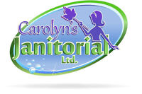 Carolyn's Janitorial & / Getter Done  cleaning!!