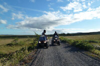 Newfoundland ATV TOUR - No guide required
