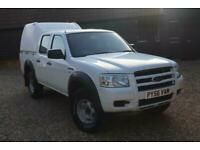 2015 Ford Ranger 2.5 TDCi Double Cab 4x4 4dr (No a/c) Pickup Diesel Manual