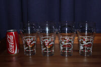 Collectable Coca Cola Glass