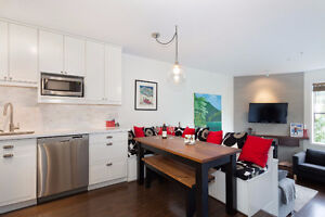 Beautifully Renovated 1 Bedroom Townhome