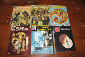 Lot of Vintage How & Why Books London Ontario image 1