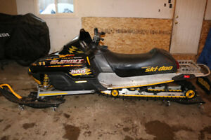 2002 Summit 800 Highmark for parts