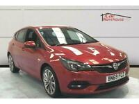 2019 Vauxhall Astra 1.2 Turbo 145 SRi VX-Line Nav 5dr Manual Hatchback Petrol Ma