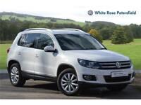 2013 Volkswagen Tiguan Match 2.0 TDI BMT 140PS 2WD 6-speed Manual 5 Door Diesel