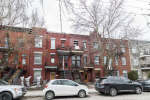 MILE END - RARE OPPORTUNITY - 2 units - as DUPLEX or separatly