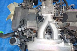 JDM TOYOTA SUPRA JZA80 2JZGE DOHC 24-VALVE ENGINE ONLY 1993-1997