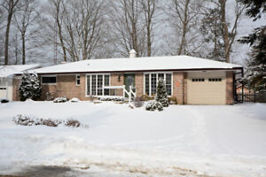 House for rent in Port Perry's most desirable neighbourhood
