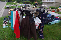 Summer Clear-Out Garage Sale!